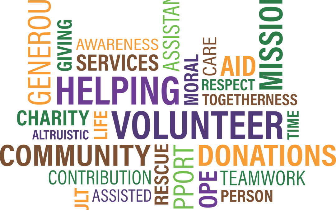 The Ways We Support Our Community Non-Profits